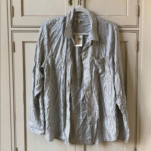 new with tags Madewell Button Down
